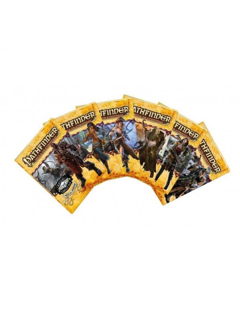 Pack Pathfinder: Calaveras y Grilletes (6 libros)