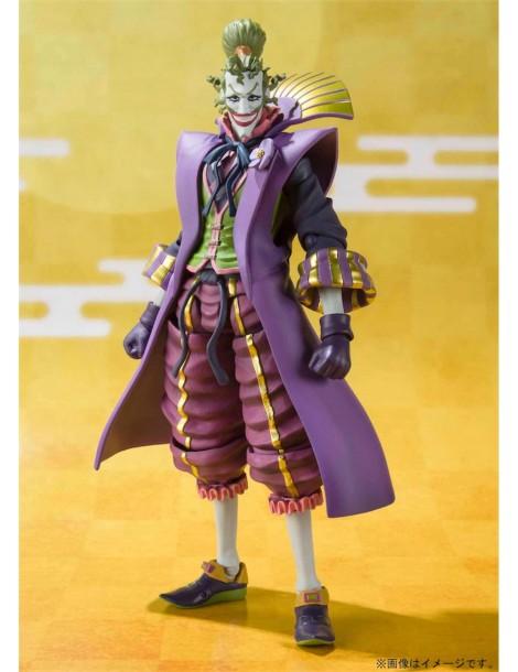 Figura Batman Ninja Batman Sh Figuarts: The Joker Demon King Of The Sixth Heaven 16,5 cm