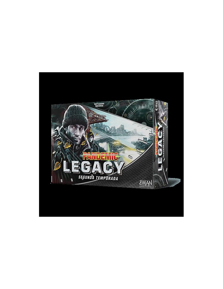 Pandemic Legacy: Segunda Temporada - Caja Negra