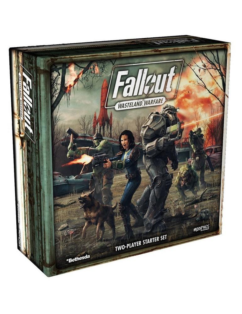 Fallout: Wasteland Warfare (Inglés)