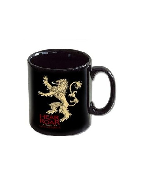 Taza Cerámica Game of Thrones - Hear Me Roar Lannister
