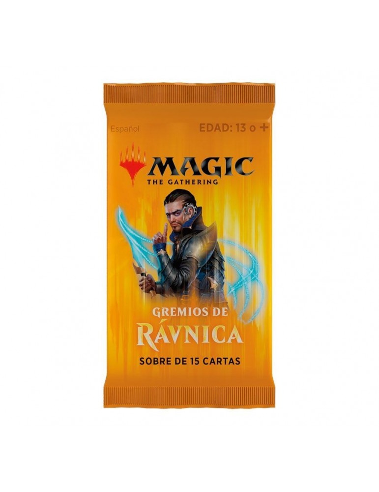 Magic the Gathering Gremios de Rávnica: Sobre de 15 cartas
