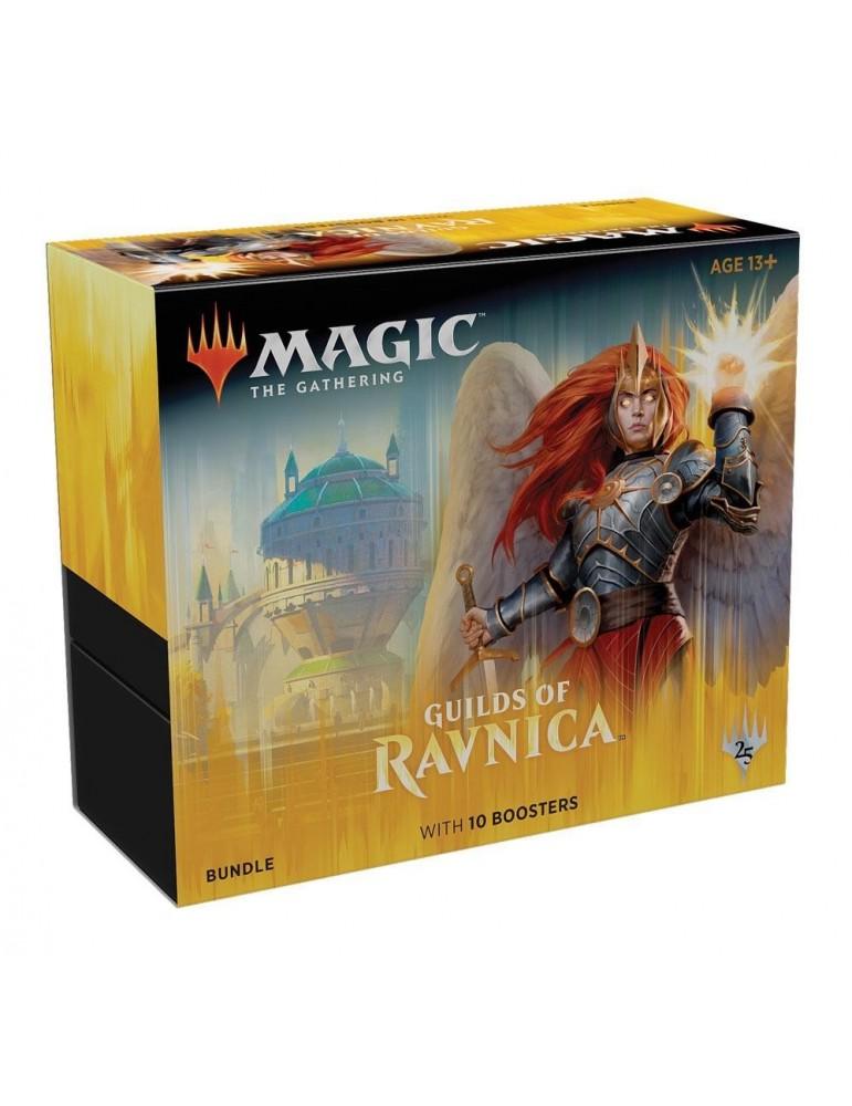 Magic the Gathering: Guilds of Ravnica - Bundle (Inglés)