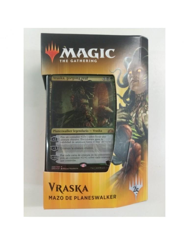 Magic the Gathering: Gremios de Rávnica - Mazo de Planeswalker Vraska
