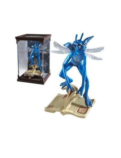 Estatua Harry Potter Cornish Pixie 13 cm