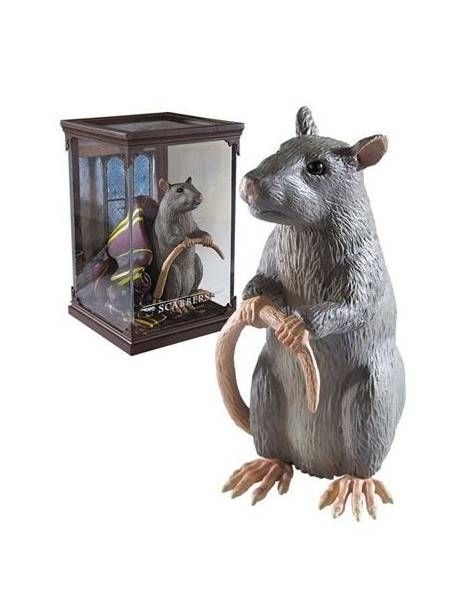 Estatua Harry Potter Scabbers 13 cm