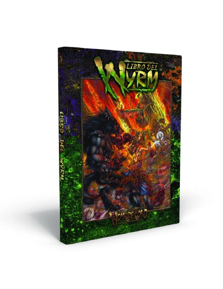 Hombre Lobo H20: El Libro del Wyrm + Copia Digital