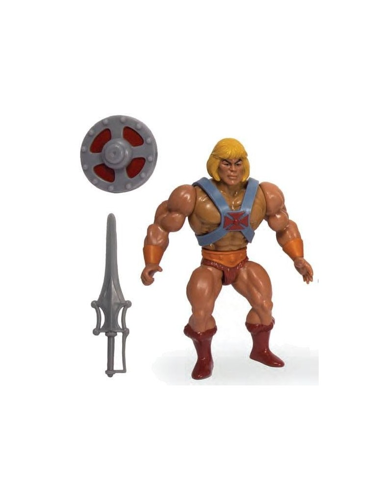 Figura Masters of the Universe Vintage Collection: He-Man 14 cm