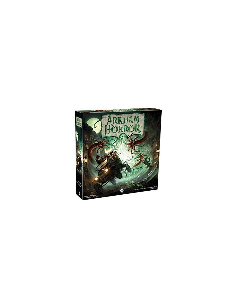 Arkham Horror Third Edition (Inglés)
