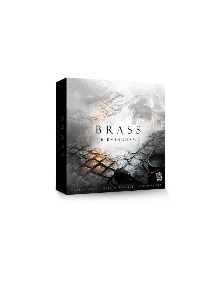 Brass: Birmingham (Inglés)