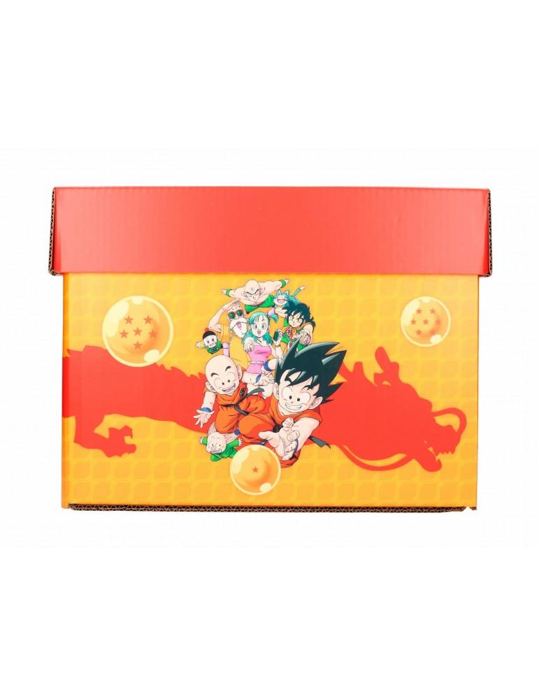 Caja Para Comics Dragon Ball