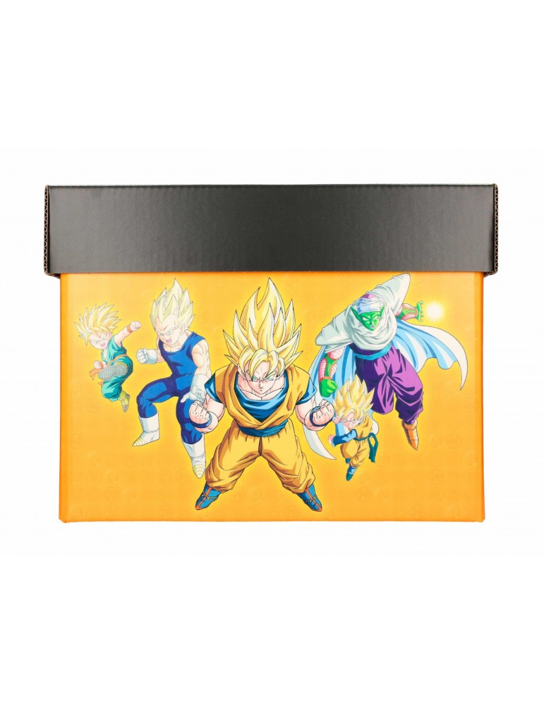 Caja Para Comics Dragon Ball Z