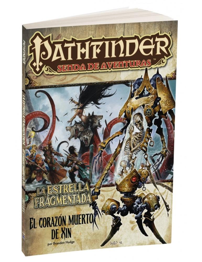 Pathfinder: La Estrella Fragmentada 6 - El corazón muerto de Xin