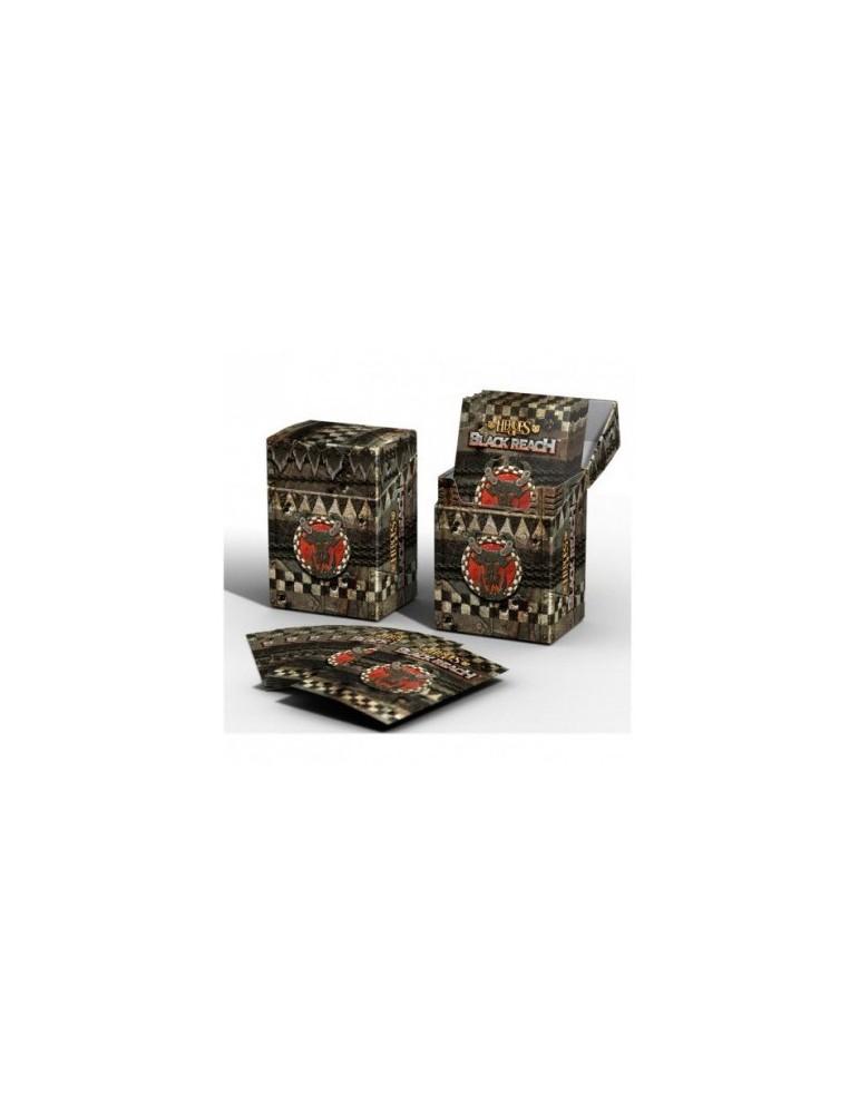 Warhammer 40,000: Heroes of Black Reach - Orks Deck Box