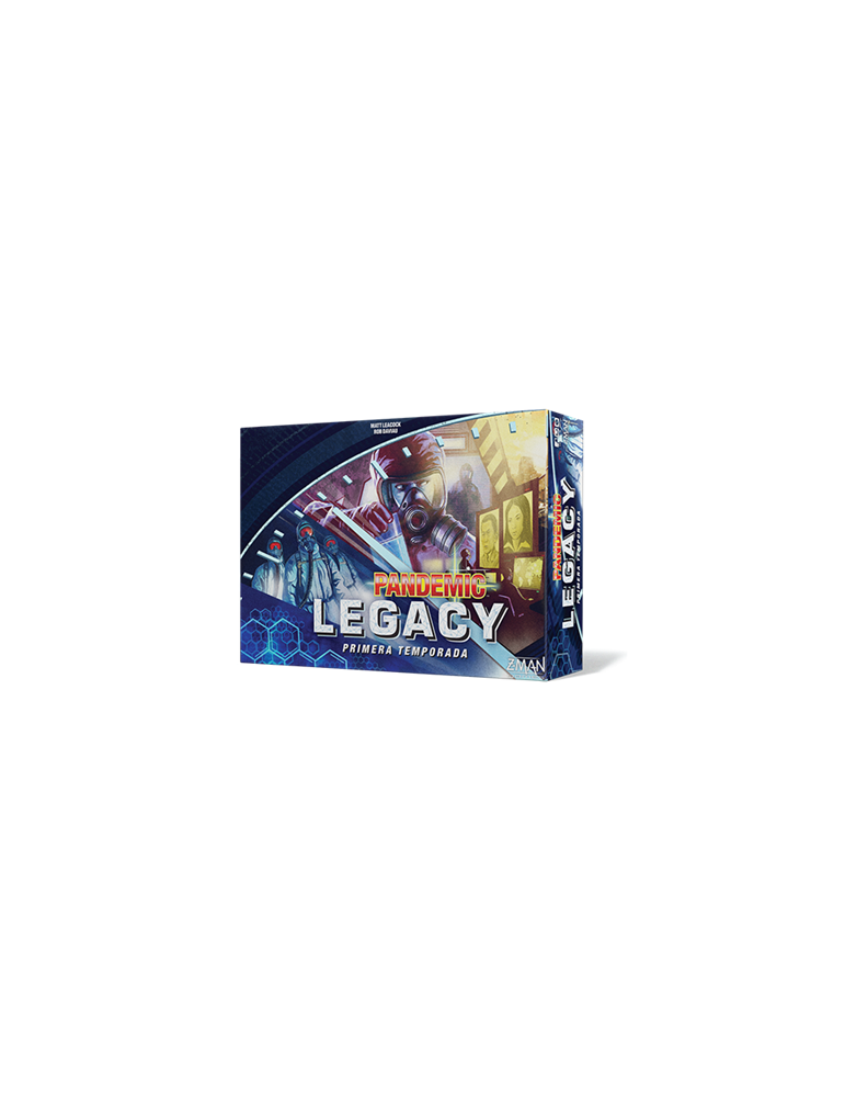 Pandemic Legacy: Primera Temporada (Caja Azul)