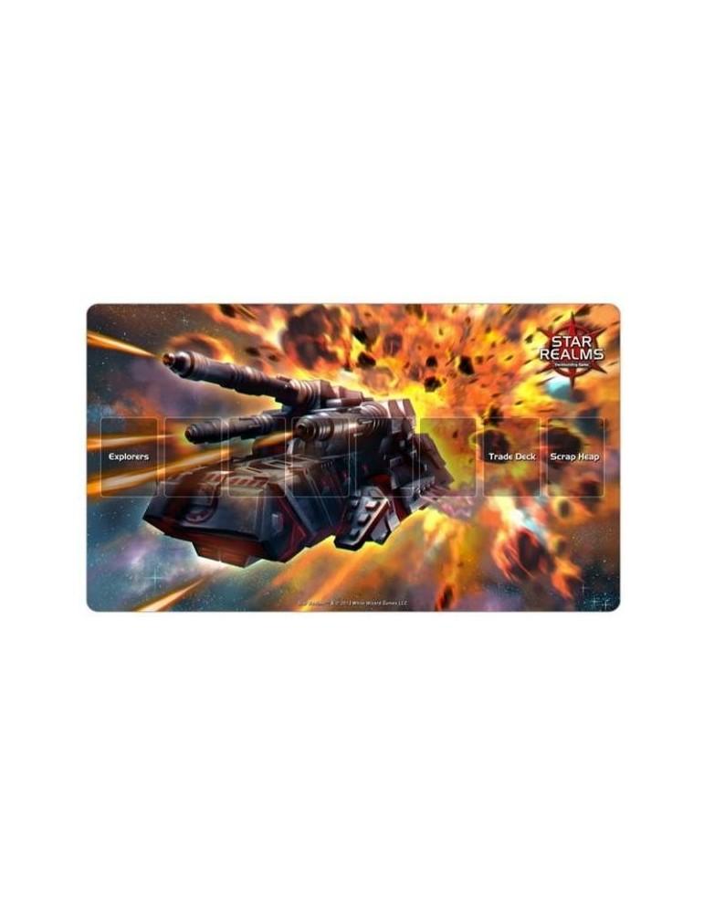 Star Realms: Battle Mech Play Mat