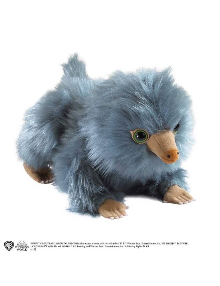 Peluche Animales fantásticos: Grey Baby Niffler 20 cm