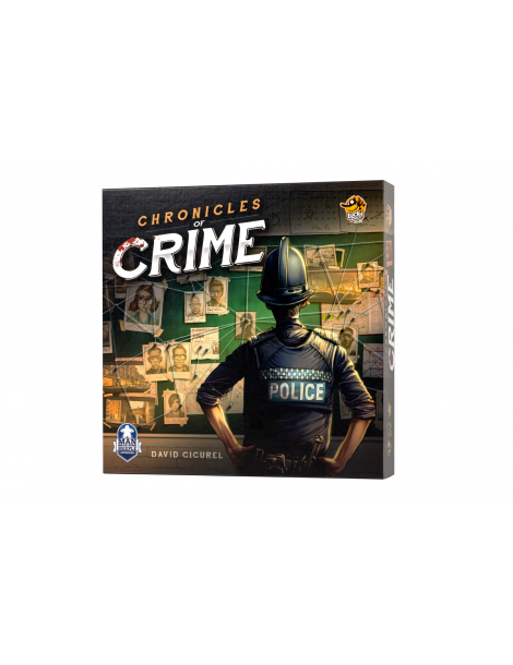 Chronicles of Crime (Inglés)