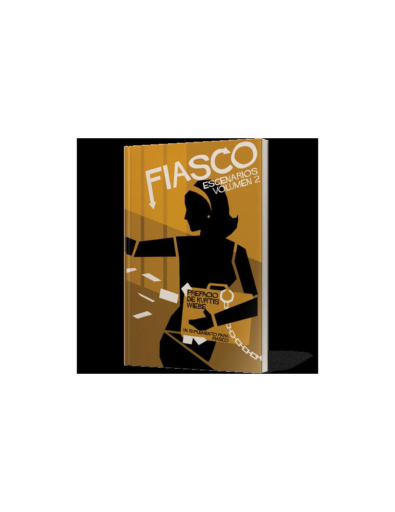 Fiasco: Escenarios vol. 2
