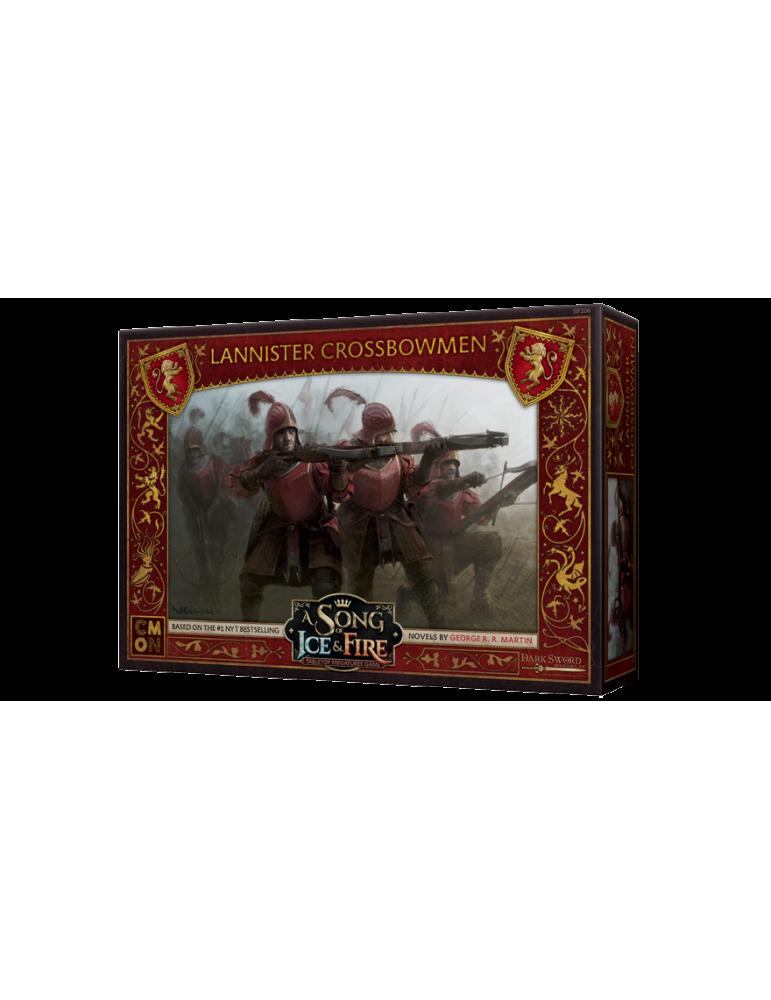 Canción de Hielo y Fuego - El juego de miniaturas: Ballesteros Lannister
