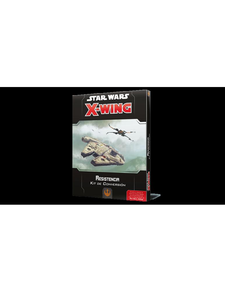 Star Wars: X-Wing Segunda Edición - Resistencia - Kit de Conversión