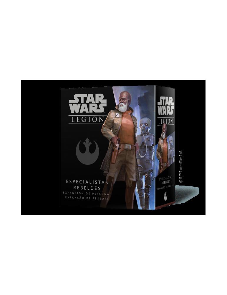 Star Wars: Legión - Especialistas rebeldes