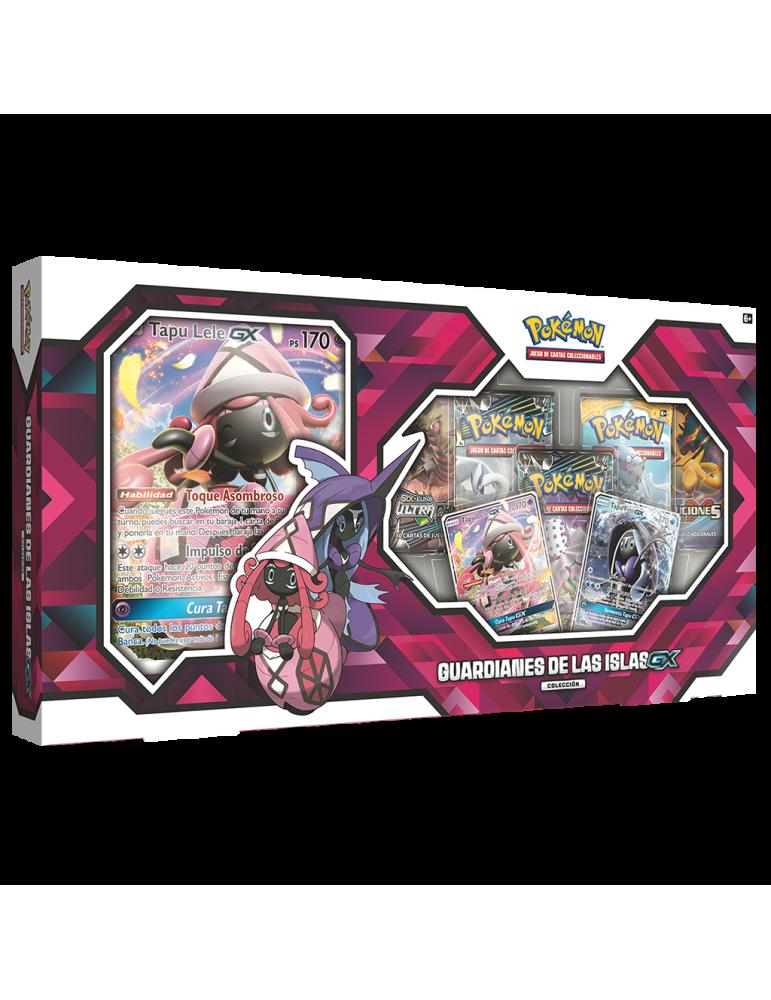 Pokémon JCC: Colección Guardianes de las Islas GX