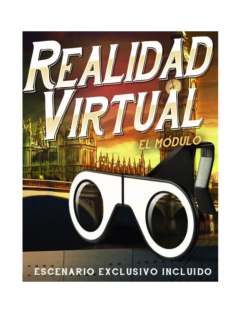 Crónicas del Crimen: Kit Virtual (Castellano)