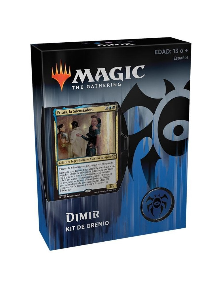 Magic: Gremios de Rávnica - Kit de Gremio Dimir
