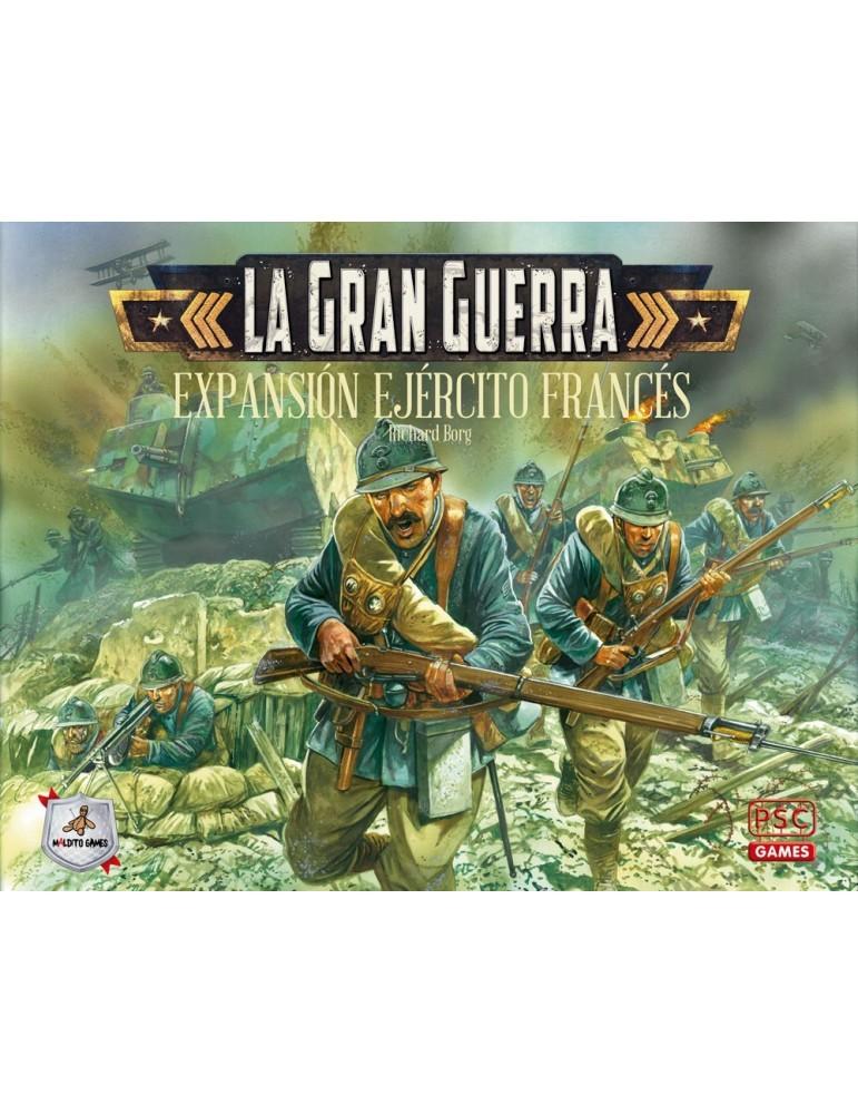 La Gran Guerra: Ejército Francés