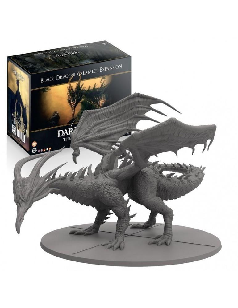Dark Souls: El juego de tablero - Black Dragon Kalameet Expansion