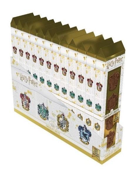 Harry Potter: Blasones Chocolate Casas Hogwarts