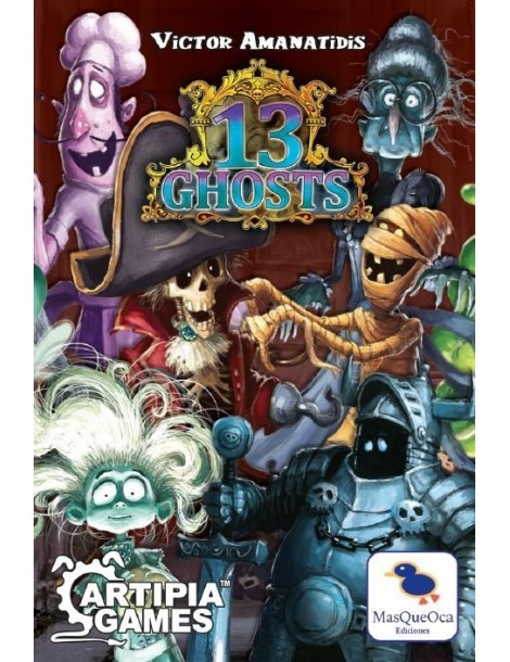 13 Ghosts (Castellano)
