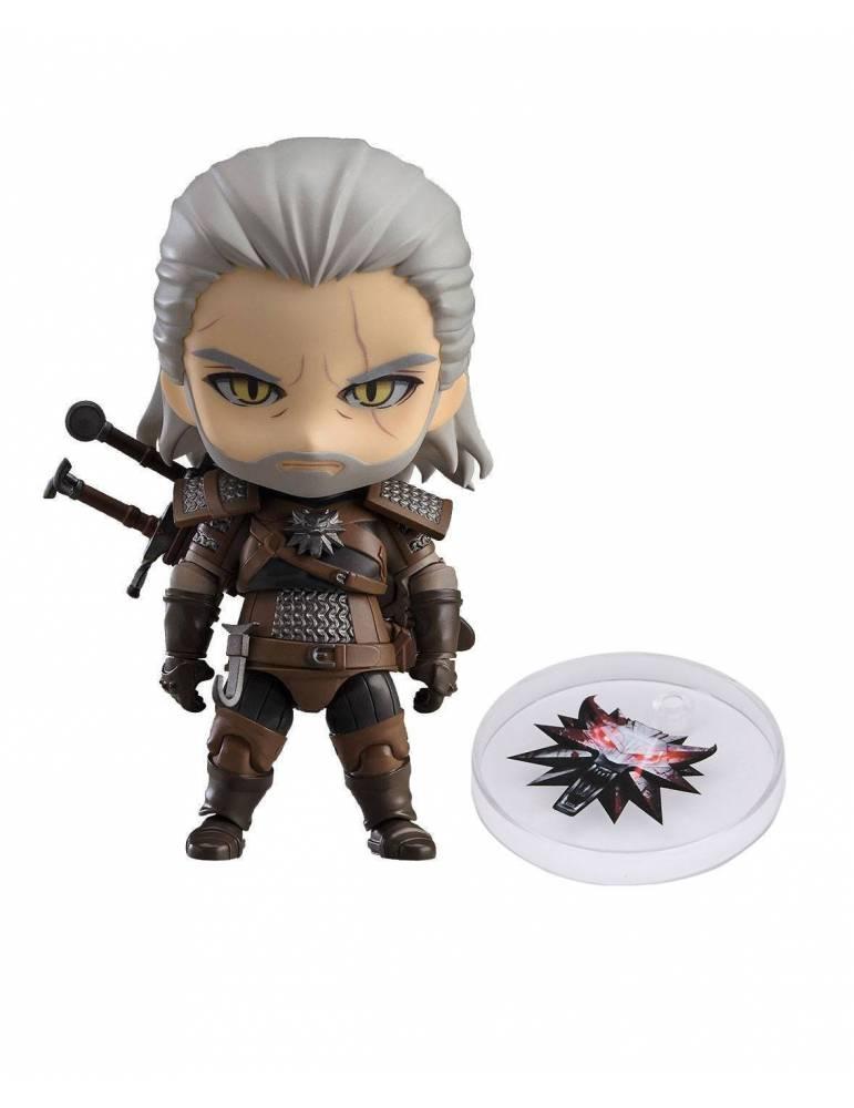 Figura The Witcher 3 Wild Hunt: Nendoroid Geralt Heo Exclusive 10 cm