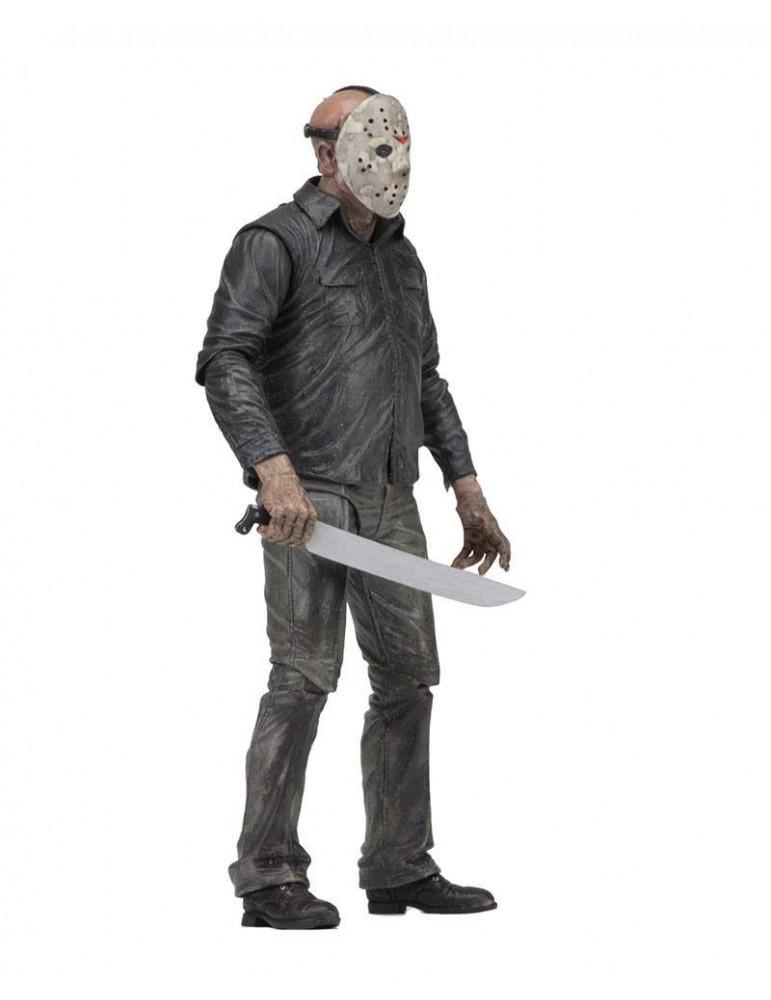 Figura Viernes 13 Parte 5: Ultimate Jason 18 cm