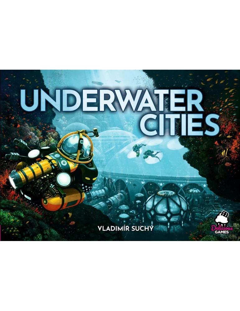 Underwater Cities + Promo