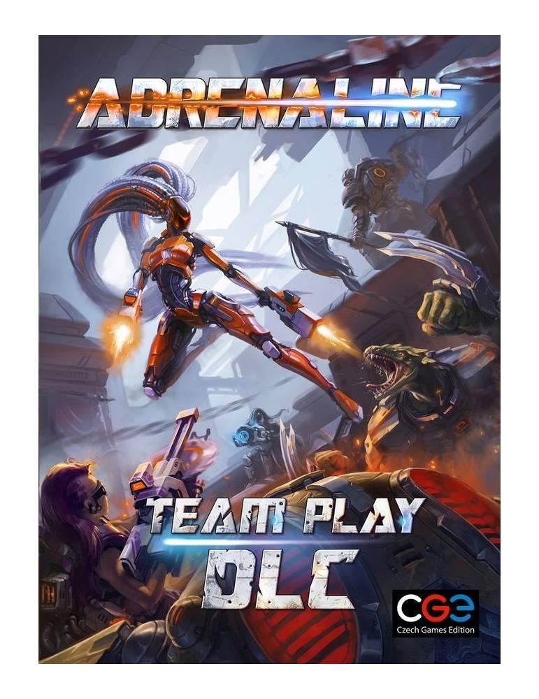 Adrenaline: Team Play DLC (Inglés)