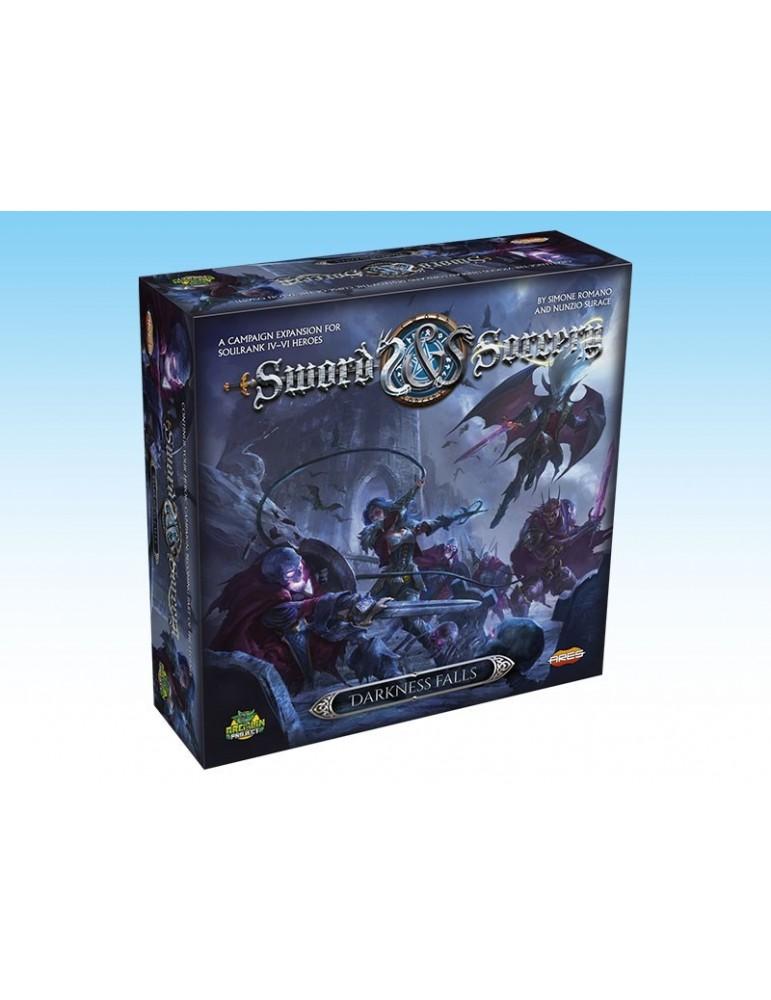Sword & Sorcery: Darkness Falls (Inglés)