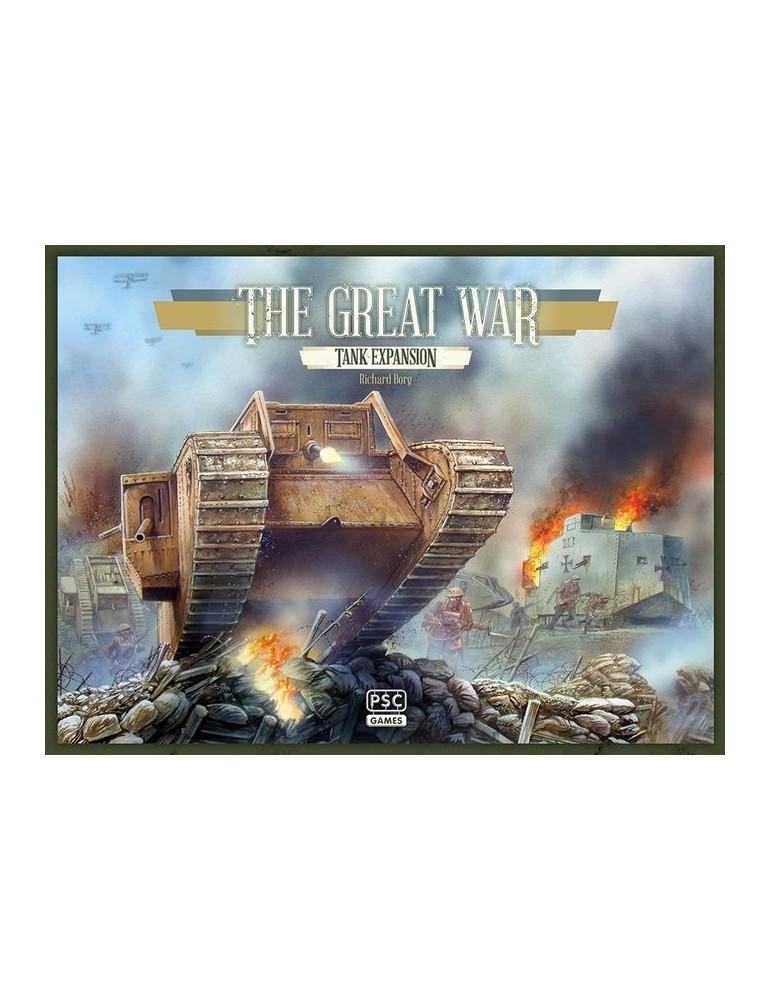 The Great War: Tank Expansion (Inglés)