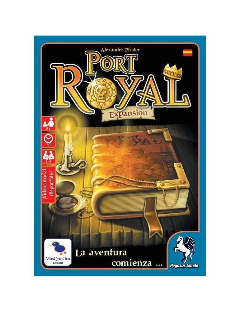 Port Royal: Expansión La Aventura Comienza