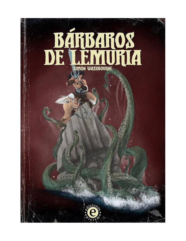 Bárbaros de Lemuria