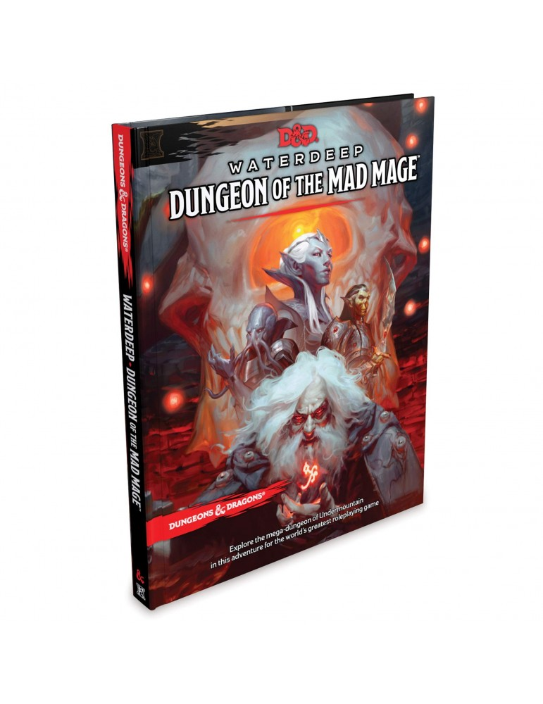 Dungeons & Dragons Waterdeep: Dungeon of the Mad Mage