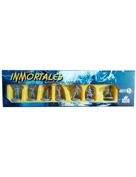 Los Inmortales: El Juego de Mesa - Expansión Príncipes del Universo
