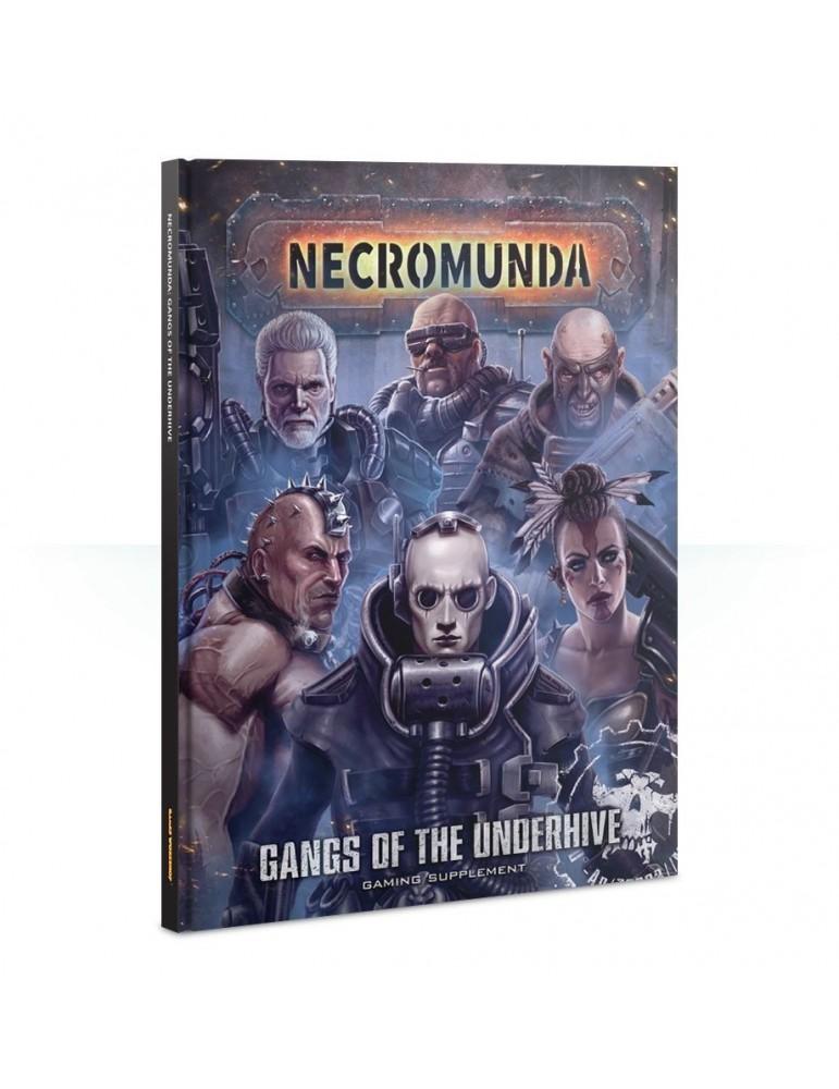 Necromunda Gangs of The Underhive (Inglés)