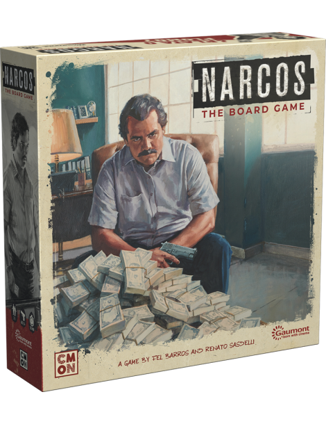 Narcos: The Board Game (Inglés)
