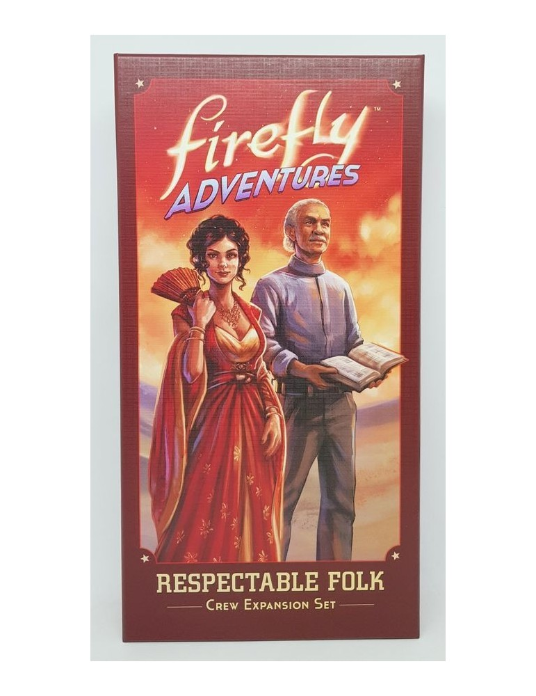 Firefly Adventures: Brigands and Browncoats - Respectable Folk