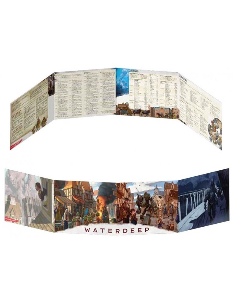 Dungeons & Dragons DM Screen Waterdeep Dragon Heist (Inglés)