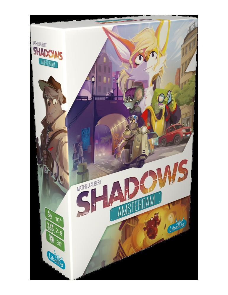 Shadows: Amsterdam (Inglés)