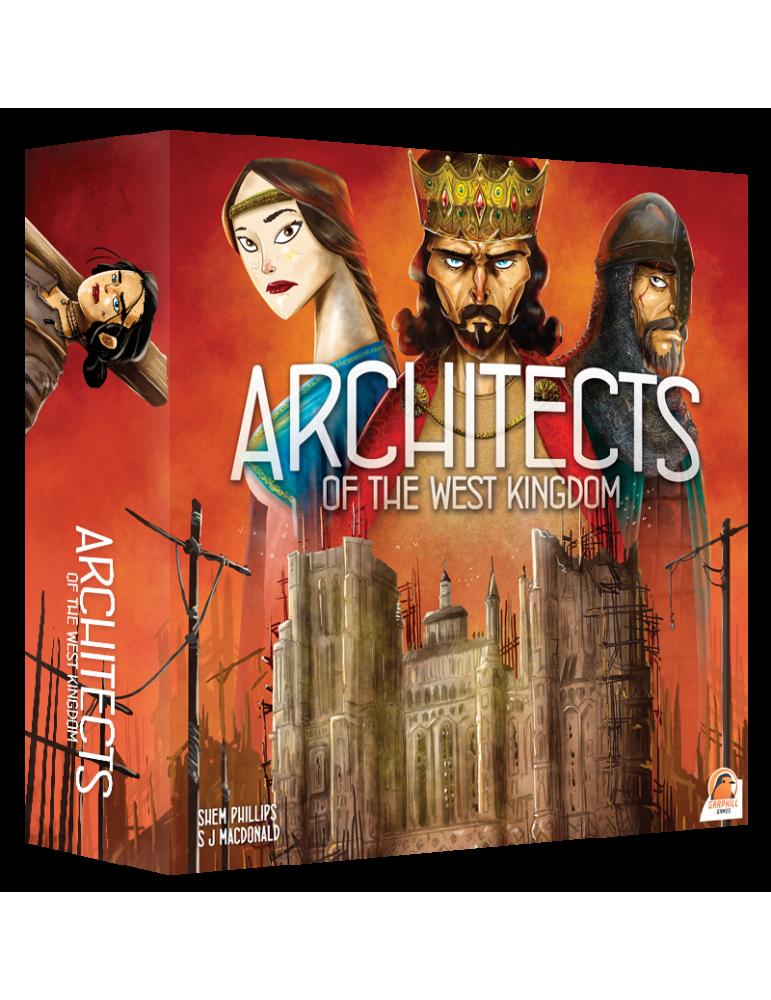 Architects of the West Kingdom (Inglés)