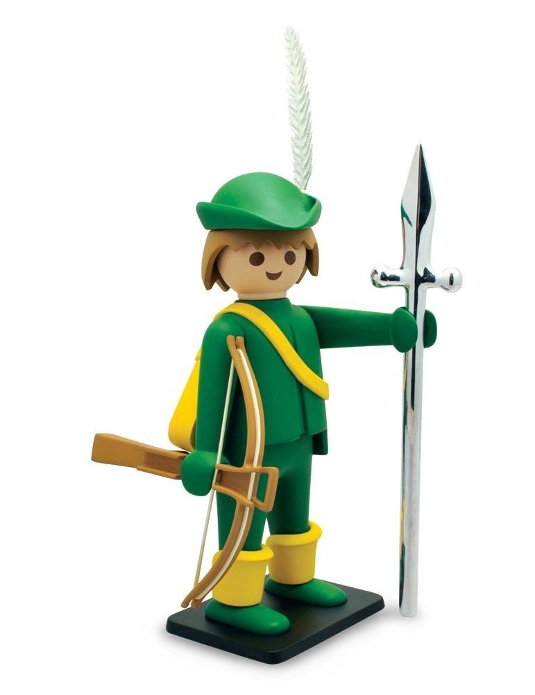 Figura Vintage Collection Playmobil: Arquero 21 cm